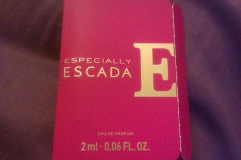 Especially Escada Perfume Sample