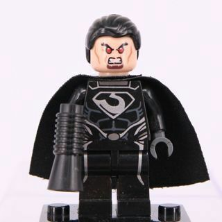 New General Zod Minifigure Building Toy Custom Lego