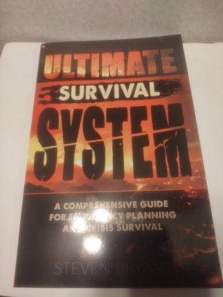 Ultimate Survival System Book