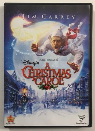 Disneys A Christmas Carol.Free Disney S A Christmas Carol With Jim Carrey Dvd Movie