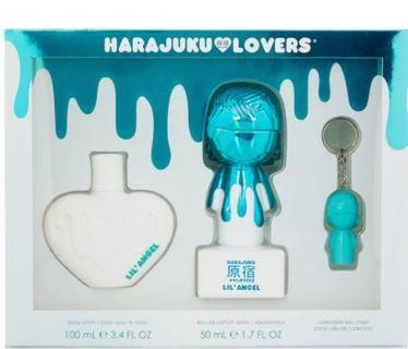 NEW Harajuku Lovers LIL ANGEL Perfum Set