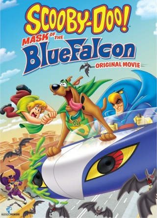 Scooby-Doo! Mask of the Blue Falcon (HDX) (Movies Anywhere) VUDU, ITUNES, DIGITAL COPY
