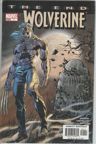 Wolverine: The End #1 *GIN BONUS*