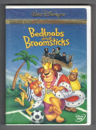 Disney's Bedknobs and Broomsticks - 30th Anniversary Edition