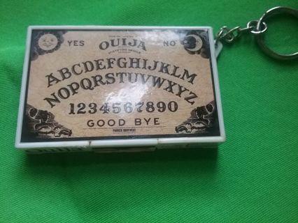 Ouija keychain
