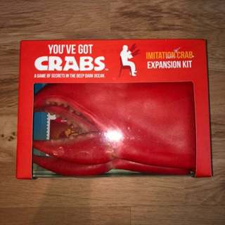 You've Got Crabs Expansion Pack