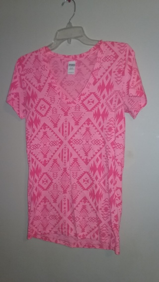 Victoria's Secret PINK T-Shirt Size Medium
