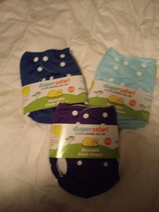 New Cloth Diaper with Insert