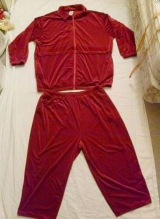 1 like NEW Womens Plus SiZe TRACK SUIT From FASHION BUG retailer