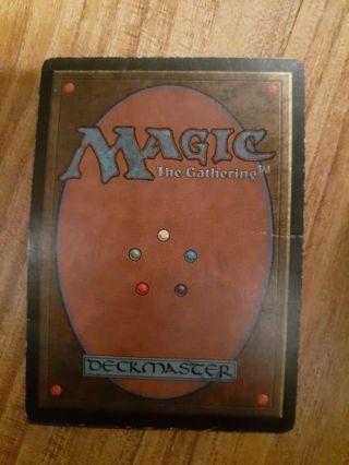 Magic the Gathering card (4)