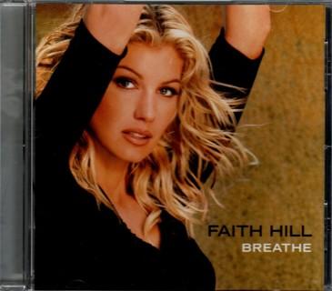 Breathe - CD by Faith Hill