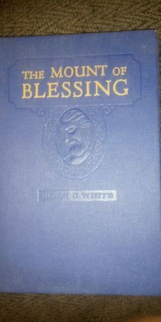 The Mount of Blessing Book
