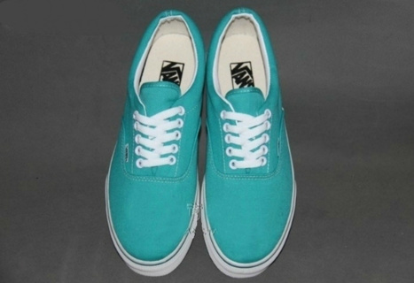 8fe67a10ebb9 Free  Turquoise Vans Womens Size 7- 7 1 2 - Shoes - Listia.com ...