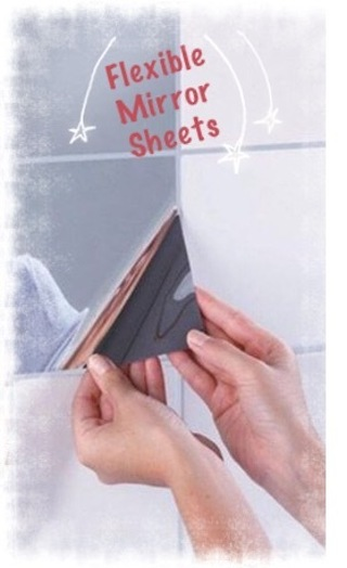 Flexible Mirror Sheets
