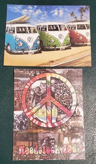 Hippie Magnets
