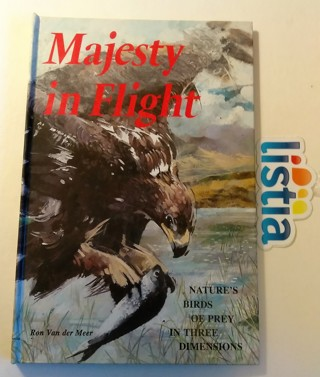 Majesty in Flight (3 Dimension Hardcover Book)