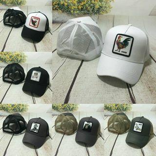 Trucker Farmer Casual Baseball Cap Hat Adjustable Sports Animal Outdoor Rooster