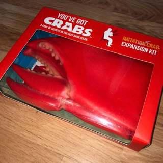 You've Got Crabs Expansion Pack