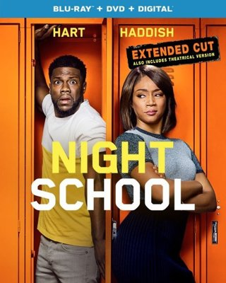 Night School (2018) Movies Anywhere HD Digital Copy Code!!