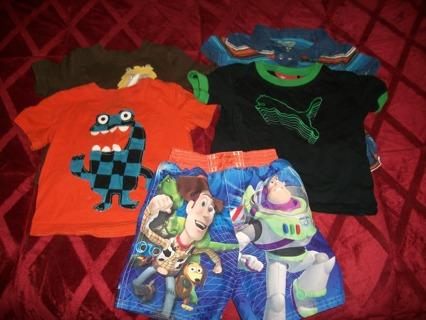 Boy clothes, size 18 months