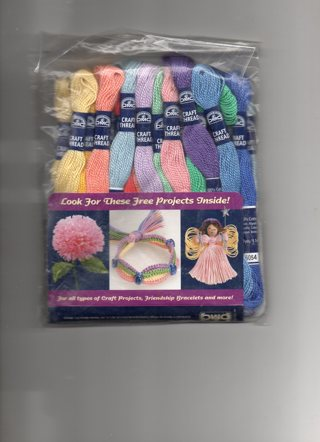 NIP Seal Cross Stitch Floss Lot...free shippng