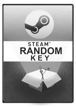 Random Steam key with the value up to $10 USD
