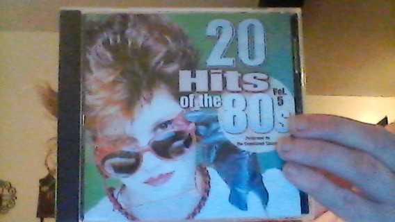 20 hits of the 80's vol 5 used cd