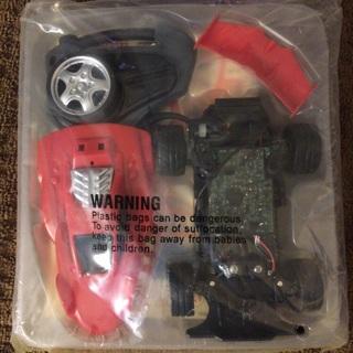 Turbo Racer RC car model kit