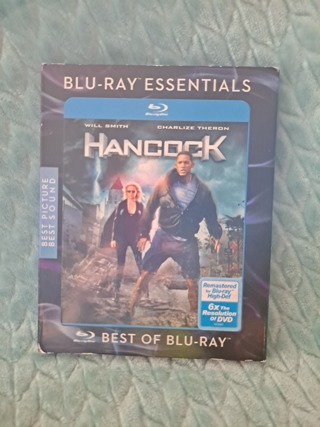 Hancock blu ray excellent condition