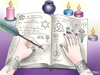 How To Be A Witch Written Notes