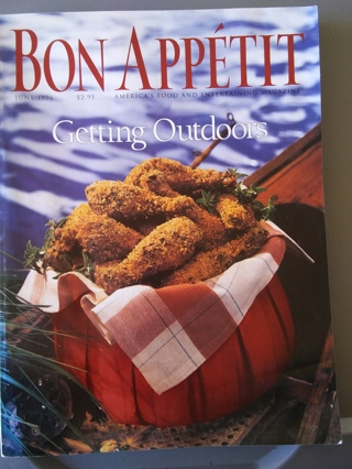 June 1996 bon appetit - Local pickup only
