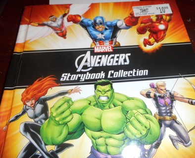 Advengers Story Book Collection