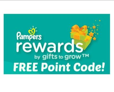 1 Pampers Reward Code 120 Counts Cruisers Size 6 Send To Message After This Auction Over,