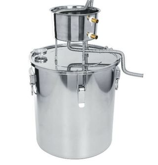 Stainless Steel Water Distiller / Brewing kettle