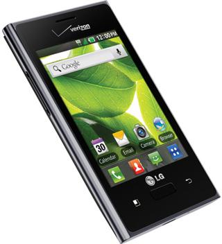 Free: LG optimus zone verizon prepaid phone - Phones - Listia com