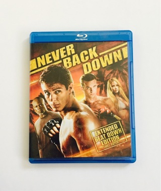 never back down free movie