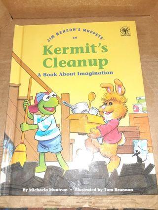 Kermit cleanup