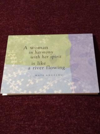 Life Mosaic Notecards