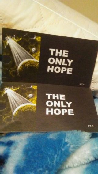 Two The Only Hope Book