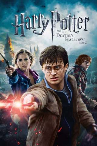 Harry Potter and the Deathly Hallows, Part 2 (HDX) (Movies Anywhere) VUDU, ITUNES, DIGITAL COPY