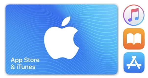 $5 iTunes / App Store Gift Card