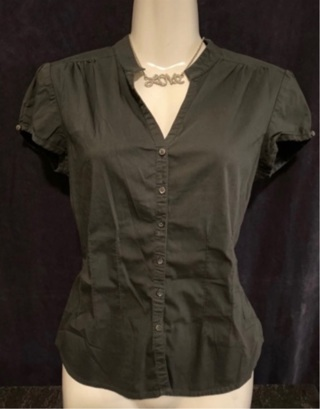 Express Button Up  Size Small