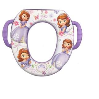 Disney Princess Sofia Soft Potty Toilet Seat NEW