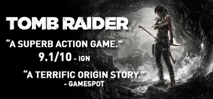 Tomb Raider Steam Key