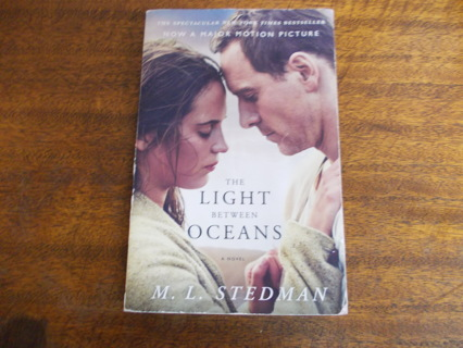The Light Between Oceans by M.L. Stedman Paperback Book