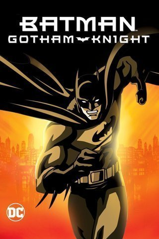Batman Gotham Knight HD Movies Anywhere Code