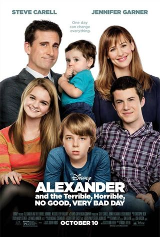 Alexander and the Terrible, Horrible, No Good, Very Bad Day Digital code ONLY. No DMR points.