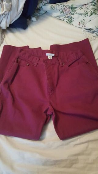 Gently used Newport News Jeanology size 18T
