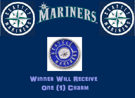⚾⚾⚾ Seattle Mariners ⚾⚾⚾ Living Locket Charm(s) ☆VERIFIED USERS ONLY PLEASE☆