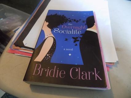 the Overnight Socialite paperback
